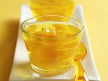 Meruňkové želé