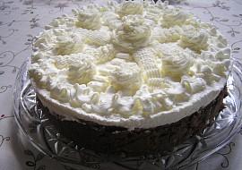 Nepečený sušenkový dort- La Vicenza recept