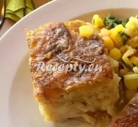 Zapečený lilek na řecký způsob recept  zeleninové pokrmy ...