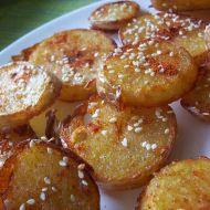 Křupavá bramborová kolečka recept