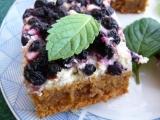 Batátový koláč s tvarohovoovocnou náplní recept