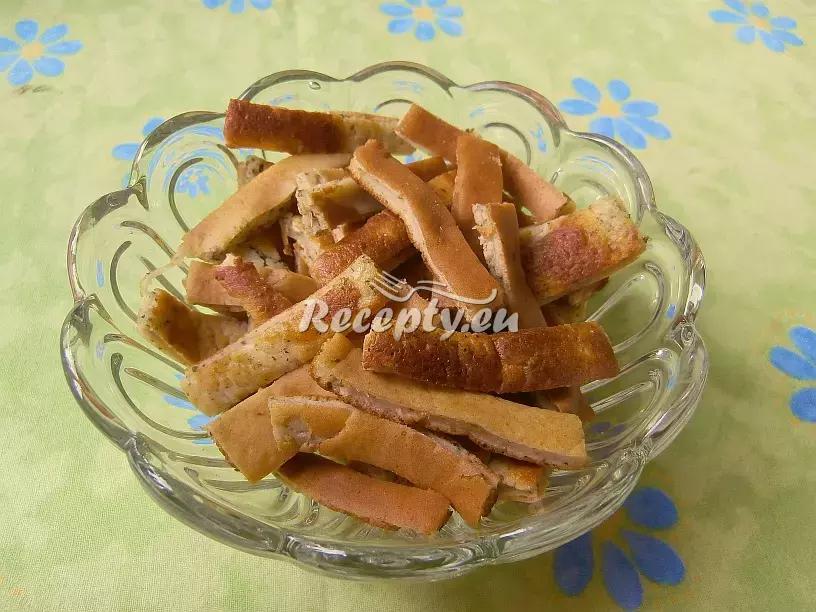 Celestýnské nudle s bylinkami recept  polévky