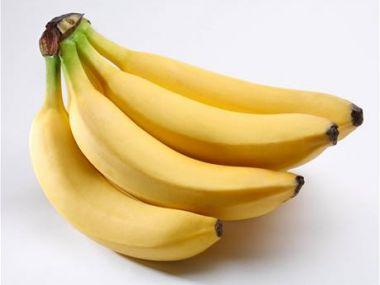 Banán s pudinkovým krémem