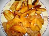 Vepřové s jablky recept