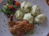 Francouzské kuřátko na šafránu recept
