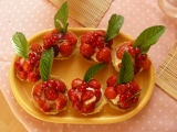 Košíčky s jahodami recept
