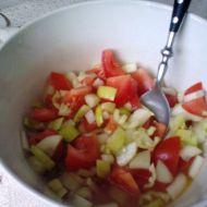 Můj šopský salát recept