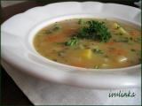 Kedlubnová polévka s máslovou jíškou recept