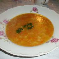 Hutná zeleninová polévka recept