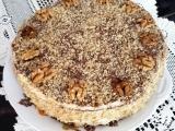 Kakaovo-ořechový dort recept