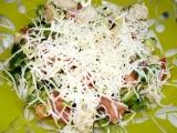 Zeleninový salát s bylinkami recept
