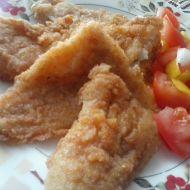 Pečené rybí filé se zázvorem recept