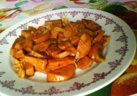 Salámová čína recept