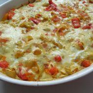 Zapékané zeleninové brambory recept