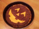 Halloweenský dýňový koláč recept