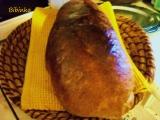 Škvarkovo-česnekový chléb recept