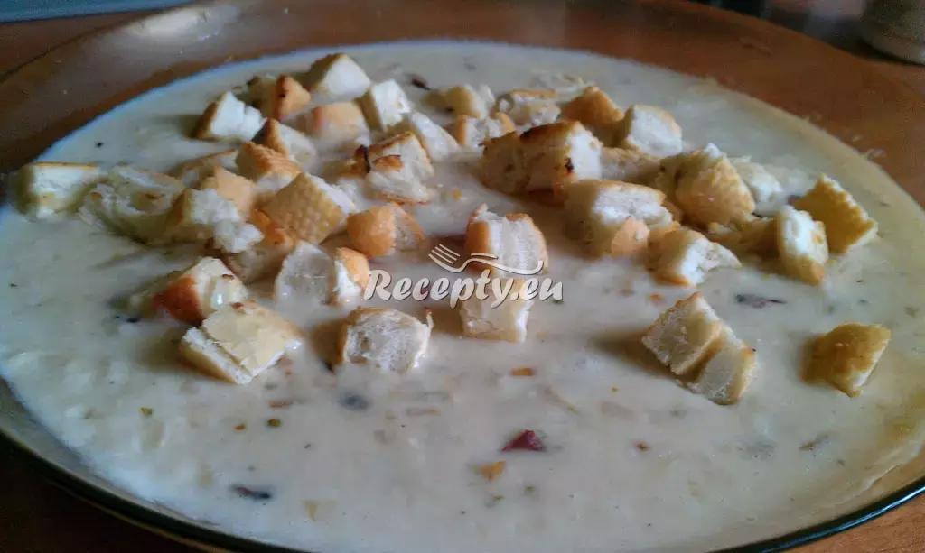 Krémová dýňová polévka recept  polévky
