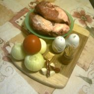 Moravský vrabec s chlupatými knedlíky a zelím recept