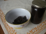 Švestková klevela recept