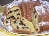 Bábovka s koka sušenkami recept