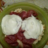 Obložený talířek recept