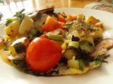 Manželovo večerní fantazie  barevná zeleninová pánev recept ...