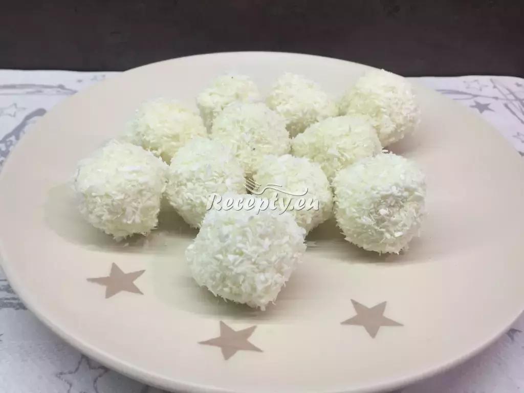 Kokosové koule II. recept  nejen vánoční cukroví