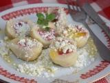 Rychlé tvarohové knedlíky ovocné recept