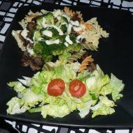 Brokolice s bešamelem recept