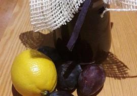 Výborná švestková marmeláda se skořicí a citrónem recept ...