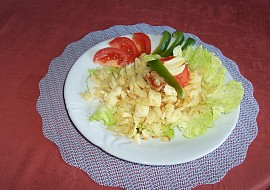 Opečené knedlíky (bez vajíček) recept