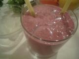 Borůvkový smoothie recept