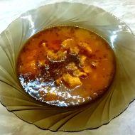 Dršťková polévka pro chlapy recept