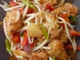Čínská klasika sladkokyselá ryba recept