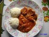 Vepřové maso po srbsku recept