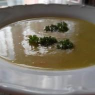 Hustá krémová cuketová polévka recept