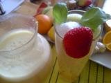 Jarní barevný ovocný a zdravý mix se zázvorem recept ...