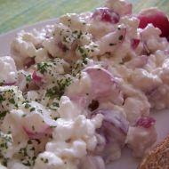Sýrové ředkvičky recept