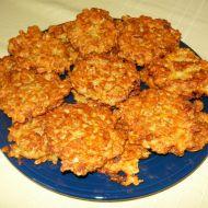 Placičky z ovesných vloček a mrkve recept