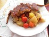 Pečené kuře eintopf recept