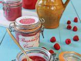 Malinový krém (Raspberry Curd) z mikrovlnky recept