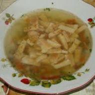Celestýnské nudle recept