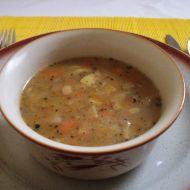 Polévka z dušených klouzků recept