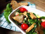 Hlíva se Šmakounem, zeleninou a medvědím česnekem recept ...