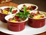 Vajíčka z trouby recept