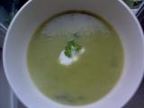 Krém ze zeleného chřestu recept