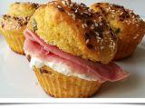 Muffiny z kukuřičné mouky recept