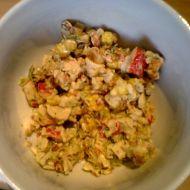 Surimi salát s majonézou recept