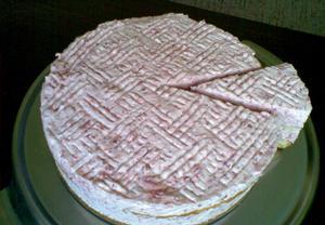Jahoďák  dort