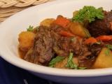 Zvěřinové Irish stew ( Irské dušené) recept